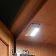 Auraglow Under Cabinet Cupboard Wardrobe Drawer Kitchen LED Sensor Light x2