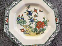 "Antique 8"" Masons Patent Ironstone China England Plate"