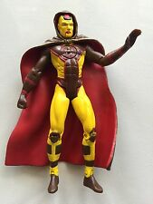 "DC Direct Amazing Androids Hourman JLA 6"" Action Figure 2000"