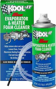 Lubegard 96030 Transmission Evaporator and Heater Foam Cleaner