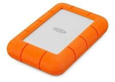LaCie Rugged Mini 5TB Disco Duro Externo Móvil en Naranja-USB3.0