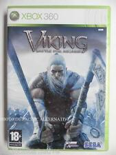 jeu VIKING BATTLE FOR ASGARD sur xbox 360 francais game spiel juego gioco X360