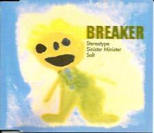 Baby Stafford of GUN  BREAKER Stereotype 2 UNRELEASED CD single SEALED USA seler