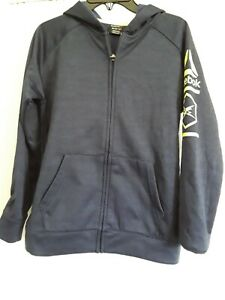 Reebok  Youth Long Sleeve Activewear Hoodie  - Size Youth  Med. (10-12) Navy