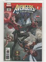 Avengers #680 Mark Waid Captain America Spiderman Hulk Iron Man Thor Vision 9.6