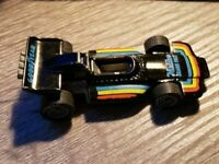 Vintage 1973 Hot Wheels Malibu Grand Prix Indy Race Car ~ Real Riders ~ NM+++