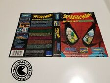 Spider-man return of the sinister six - Jaquette cover - master system original