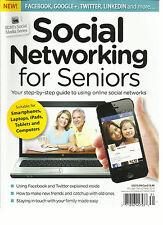 BDM'S SOCIAL NETWORKING FOR SENIORS, VOLUME, TWO SPRING, 2013 (FACE BOOK *GOOGLE