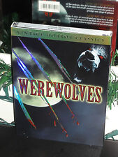 Werewolves: Vintage Horror Classics (DVD) Werewolf Vs. Vampire Women, BRAND NEW!