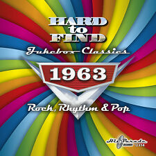 New CD Hard To Find Jukebox Classics 1963 Rock Rhythm & Pop 30 Tracks 17 Stereo
