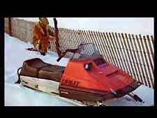 SCORPION BRUT SNOWMOBILE BROCHURE & PARTS MANUAL Set -for Sled Repair & Service