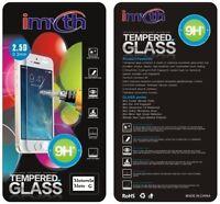 Genuine Tempered Glass Film Screen Protector - Motorola Moto G XT1032 & Package