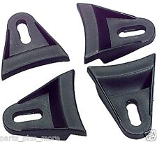 4 Piece Speaker Grill Mounting Clamps (Clips) Subwoofer Woofer Penn-Elcom