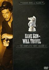 Have Gun, Will Travel: The Complete First Season [6 D (2004, DVD NEUF)6 DISC SET
