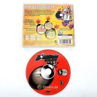 Bomberman Online (Sega Dreamcast, 2001) Missing Manual Tested & Works