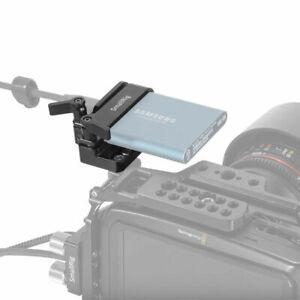 SmallRig Samsung T5 SSD Halterung (Neue Version) für BMPCC 4K / 6K 2245B