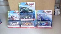 Disney Cars Diecast x 4