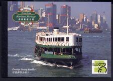 Hongkong 1999 Maritime Heritage Star Ferry 838-41 II Markenheft Postfrisch MNH