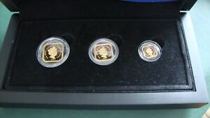 Hattons Of London 2019 Britannia Four Sided Gold Sovereign Prestige CoIn Set