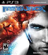 Mindjack PS3 New Playstation 3