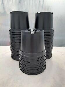 40x 1 litre plant pots, 40x 1 ltr plant pots, 40 x 1 litre flower pots