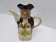 Tony Wood Staffordshire Toby Character Teapot
