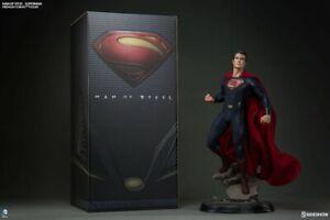 SUPERMAN Man O Steel Premium Format Figure Sideshow Exclusive #627/2000 NIB
