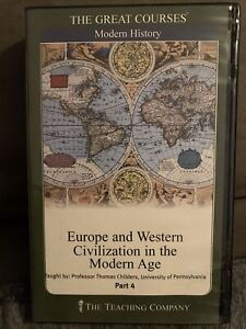 The Great Courses Modern History - Europe And Western Civilization Modern Age 4