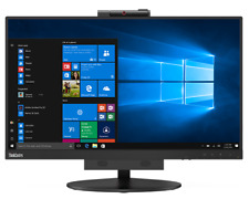 Lenovo ThinkCentre Tiny-in-One 23.8 Inch Touch Monitor with Speaker and Webcam