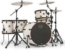 Mars 5-Piece Crossover Drum Set ( Bonewood (AW)) Black Plated (B)
