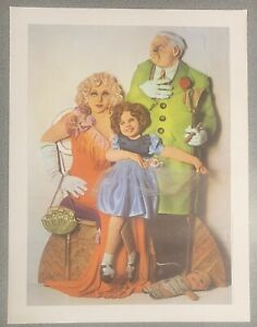 Jann Haworth  - Mae West Shirley Temple W. C. Fields - From ICA Exhibition