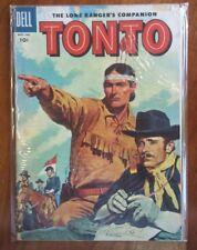Dell Comics - Lone Ranger's Companion Tonto #21 - Nov-Jan 1955 - Used
