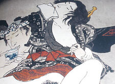Japanese Ukiyoe Shunga Art Book 6 Koi no Yatsufuji UTAGAWA KUNISADA Richard Lane