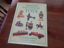 1st Ed. A Collector's Guide to 20th Century Toys James Opie Duncan Chilcott