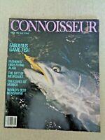 1986 Connoisseur Munich BC Steelhead Trout Antarctica Azzedine Alaia Meursault