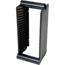 FISCHER PLASTIC 20 Unit CD Rack/Stand - 1A054BK