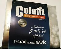 Apotex Colafit Pure Collagen 99.9% - 120 Crystal Cubes + 30 FREE -SAVE UP TO 25%