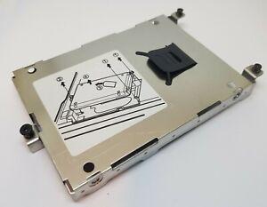 HP HDD Caddy Festplatten Einbaurahmen HP ProBook 6465b 6470B 6475B 2nd bay 8760w