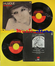 LP 45 7'' FRANCE GALL Musique Dancing disco 1981 france no cd mc dvd