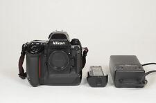 Nikon F5 corpo (Body) + MF-27+MH-30+MN-30 - Garanzia Tuttofoto.com