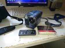 Sony Handycam CCD-TRV228E Hi8 Video Camcorder With NightShot