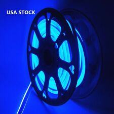 Flexible Neon LED Rope Light Strip Tube Lighting Bar Window KTV Decor In/Outdoor