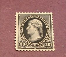 US Stamp Scott# 228 Jefferson 1890-93  MNG  C249