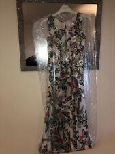 BNWT matthew williamson butterfly print maxi. Dress Size 8 RRP £89