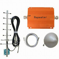CDMA 850Mhz Cell Phone Mobile Signal Repeater Booster Amplifier + Antenna