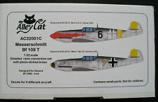 Alley Cat AC32001C -Messerschmitt BF 109 T für Eduard Me 109 1:32 Conversion Set