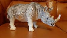 Cluj Napoca Cervit Porzellanfigur -Nashorn-Big Rhino -