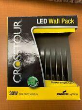 Cooper Lighting CROSSTOUR XTOR3A LED 30 Watt Outdoor Lights