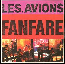 LES AVIONS - FANFARE - 3 INCH CD MAXI CARDSLEEVE