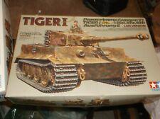 TAMIYA German Tiger I Late Version 1/35